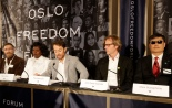 NORWAY-RIGHTS-OSLO FREEDOM FORUM